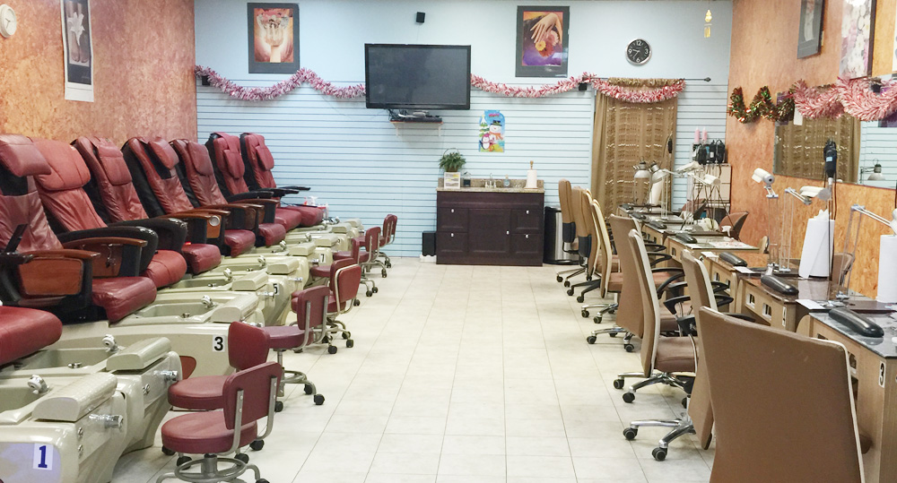 Nail salon Sioux City - Nail salon 51104 - Lynn Nails